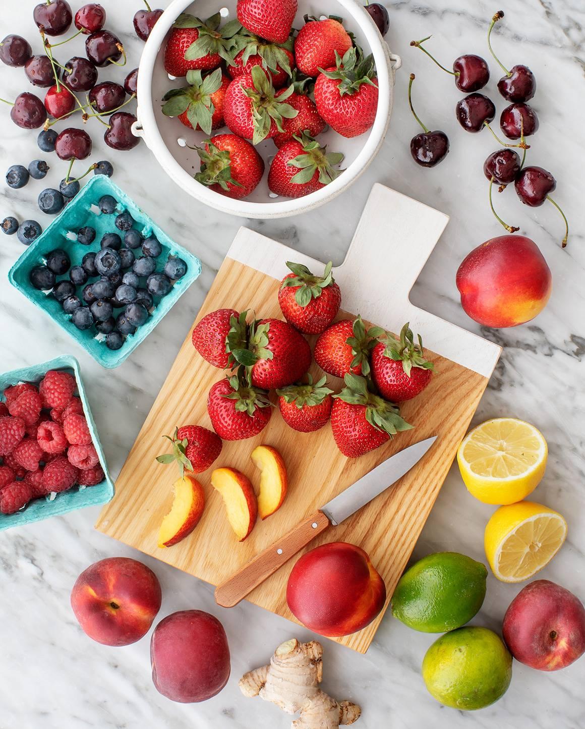 Summer Fruit Salad Recipe Love And Lemons
