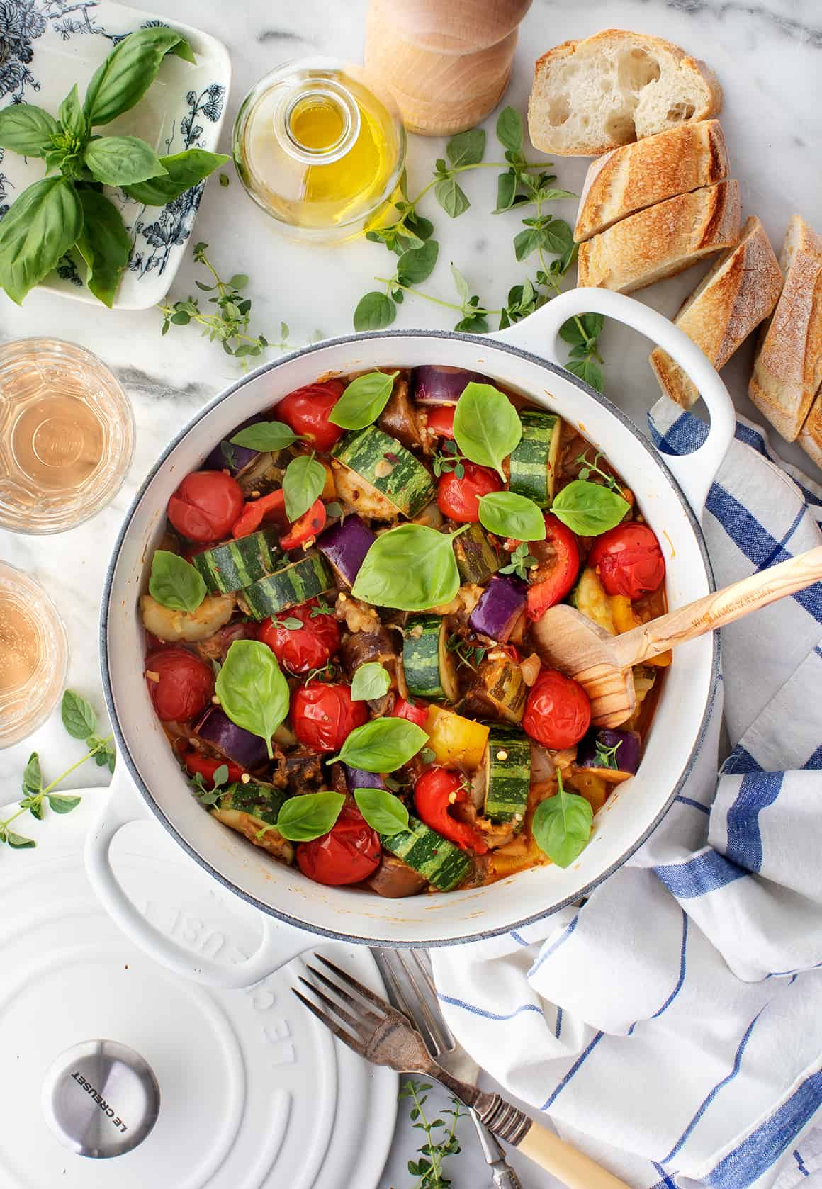 Ratatouille Recipe Love And Lemons