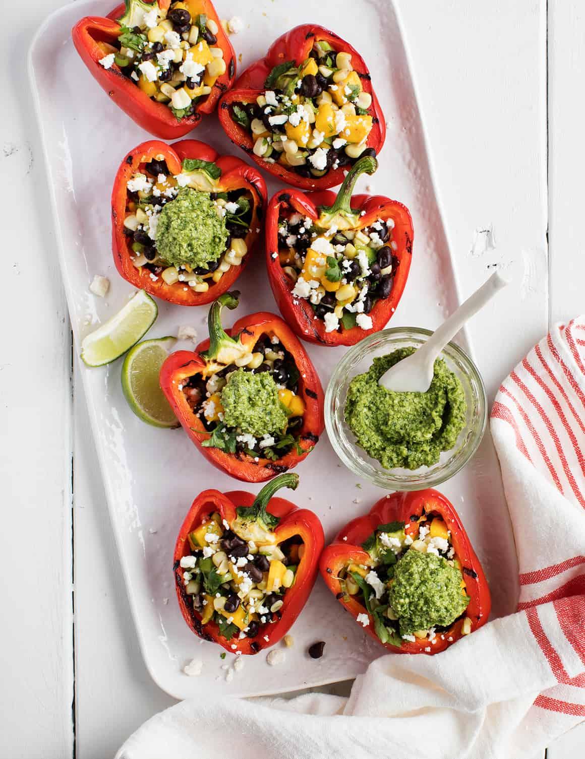 Best grill recipes - Vegan Burrito Bowl