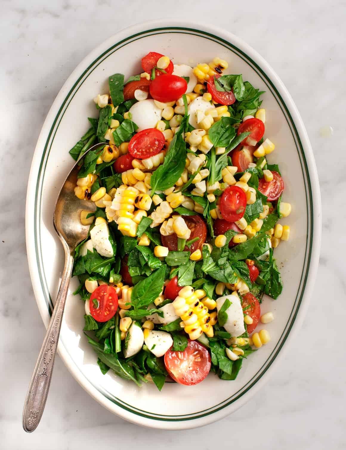Best grill recipes - Summer Corn Salad