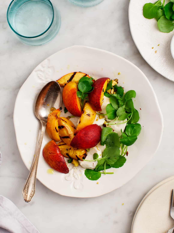 corn, tomato, and mozzarella salad recipe