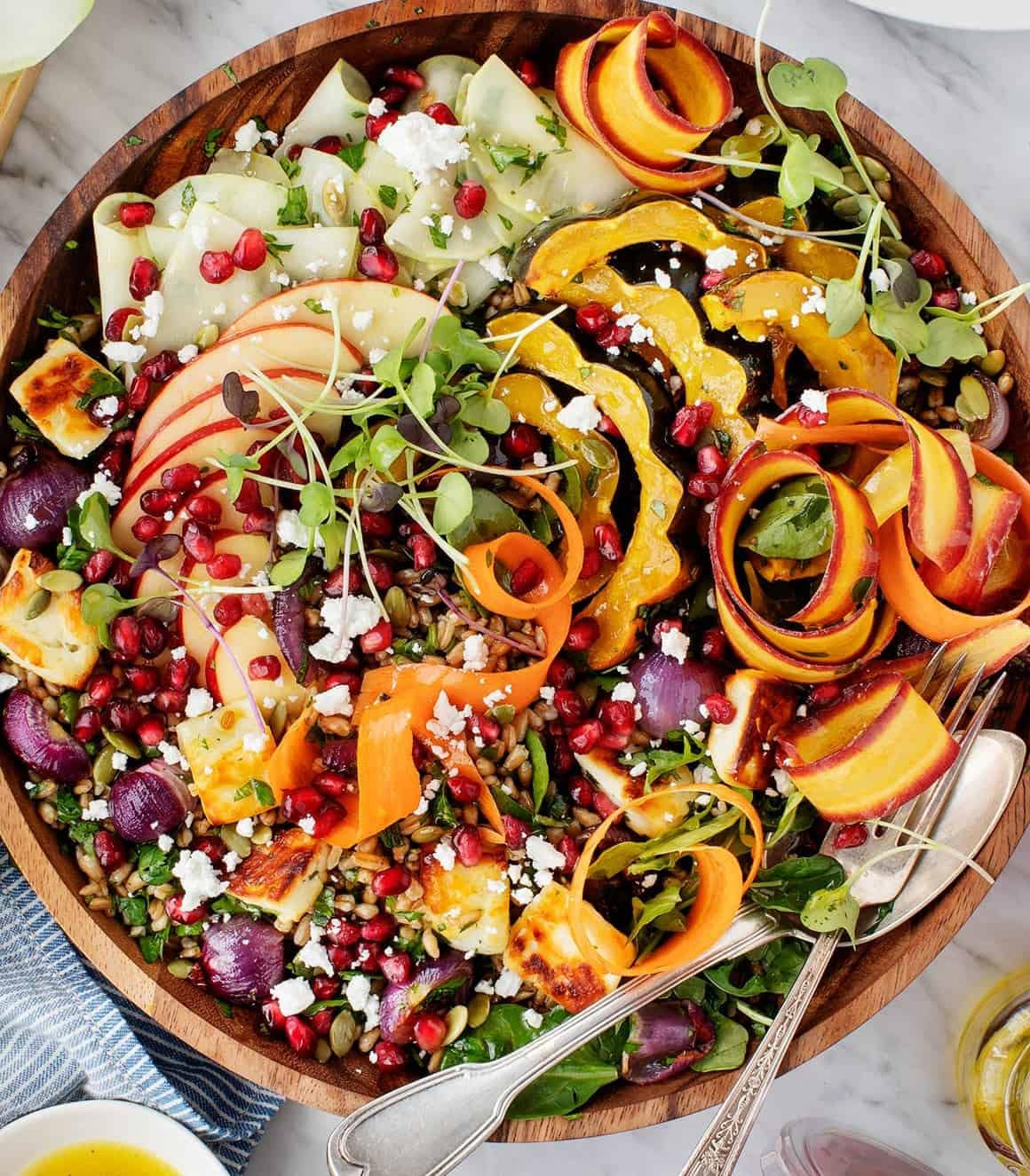 15 Best Thanksgiving Salad Recipes Love And Lemons
