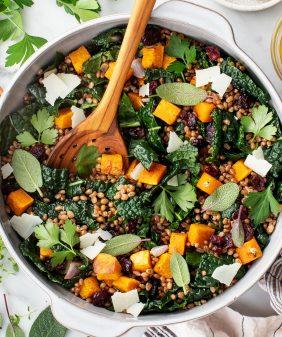 Easy Vegetarian Salads Recipes Love And Lemons
