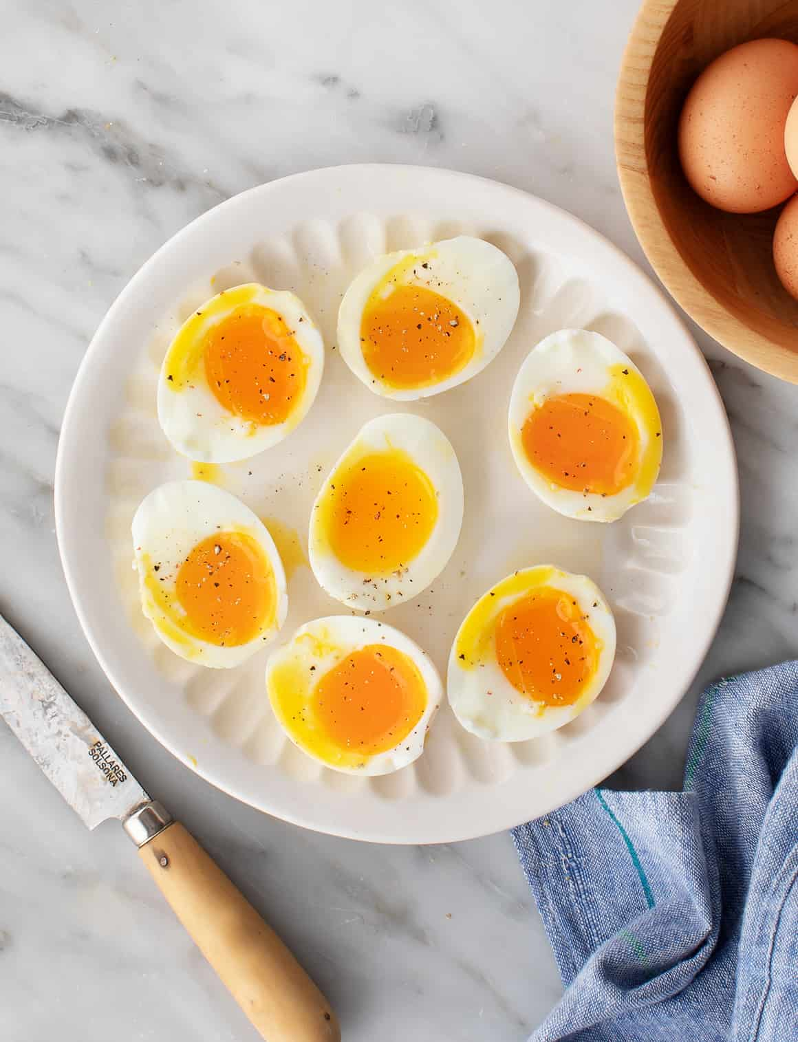 How to Make Soft Boiled Eggs