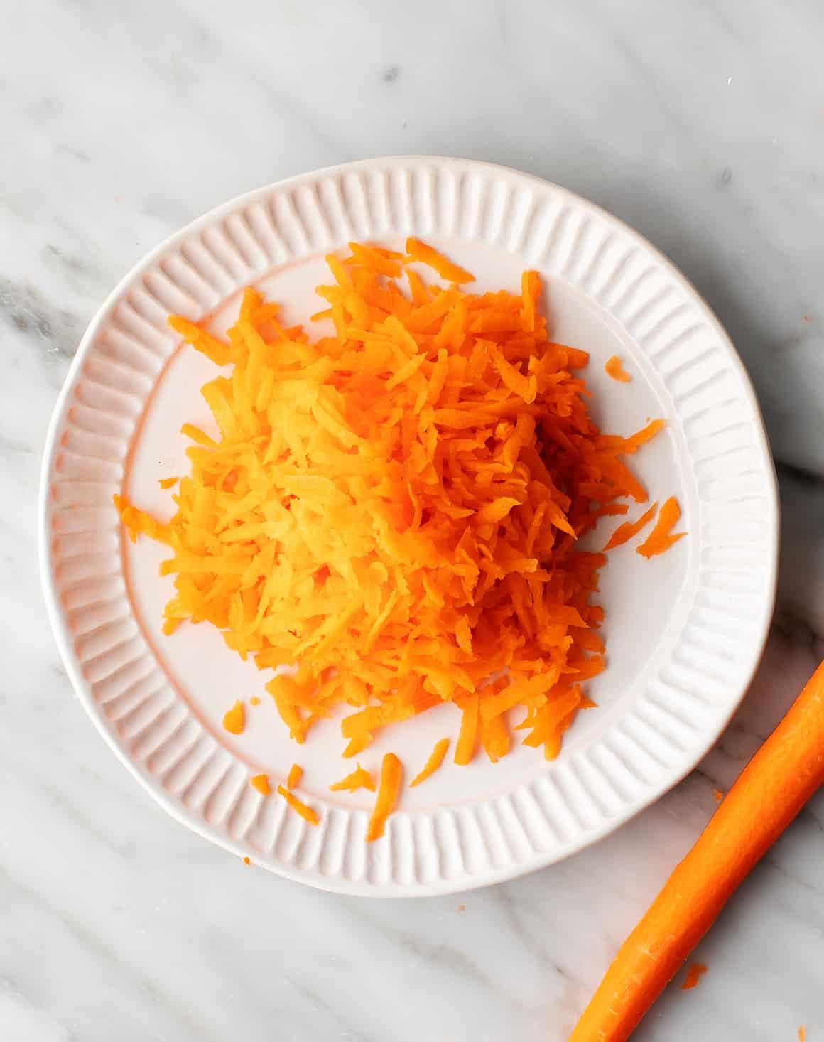 Shredded Carrots Recipe Love And Lemons