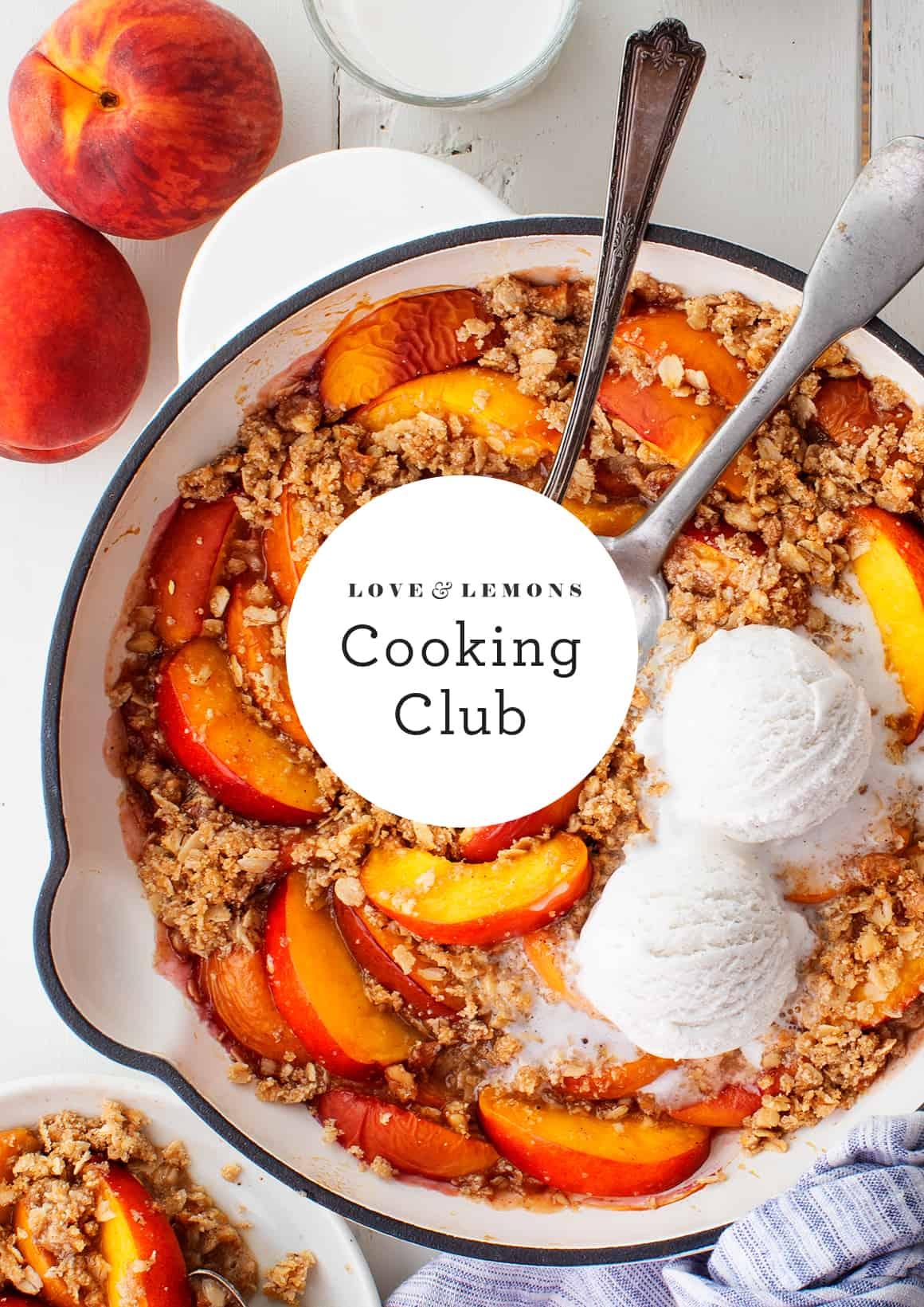 Love & Lemons Cooking Club – August!