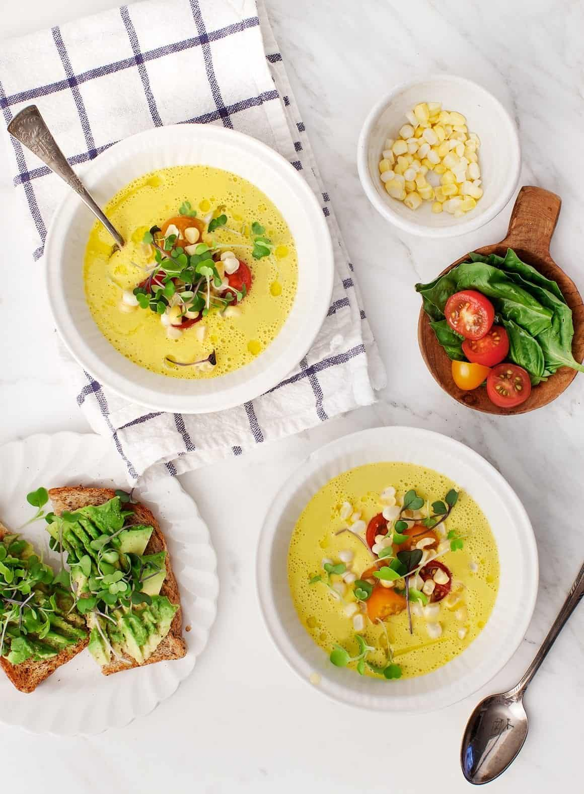 9 Cold Soup Recipes for Hot Summer Days